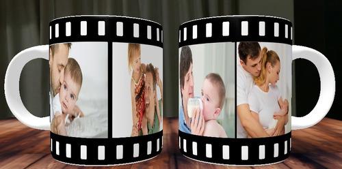 caneca personalizada com fotos dia dos pais namorados mae