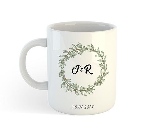 caneca personalizada padrinho - lembrancinhas de casamento