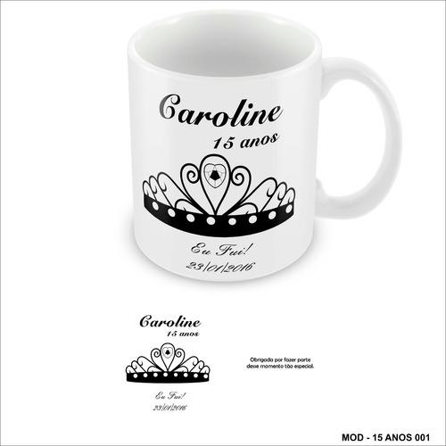 caneca personalizada porcelana - brasil