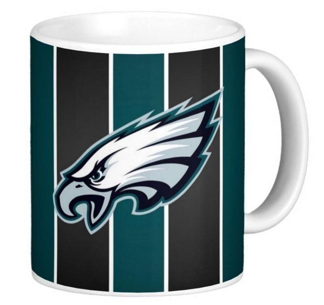 c03b37621e Caneca Philadelphia Eagles Futebol Americano - Nfl - R  34