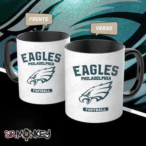 8702df3d7 Caneca Philadelphia Eagles Nfl Barato - Temos Todos Os Times - R  32 ...