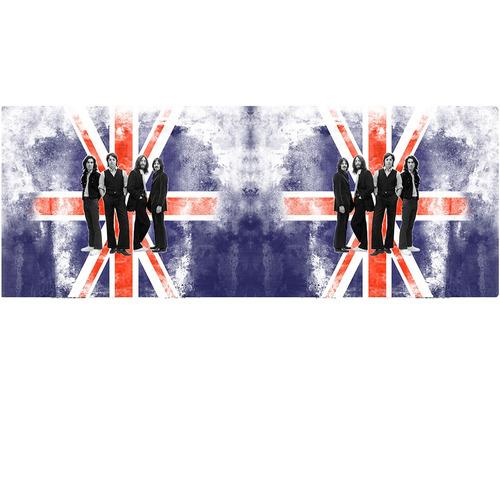 caneca pop rock the beatles england mirror