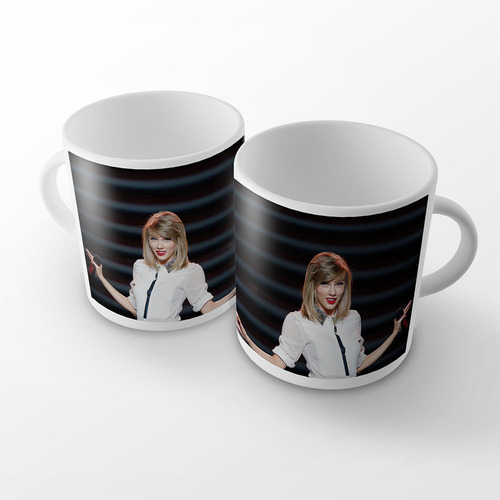 caneca pop taylor swift mirror