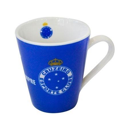 Caneca Porcelana Personalizada 300ml Time Futebol Cruzeiro - R  29 ... de6da612f030d