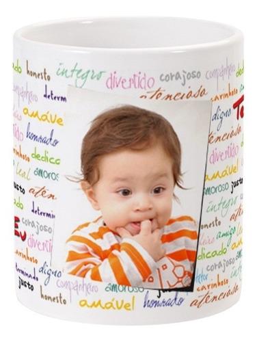 caneca porcelana personalizada conforme sua necessidade