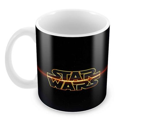 caneca star wars, o despertar da força + embalagem gratis