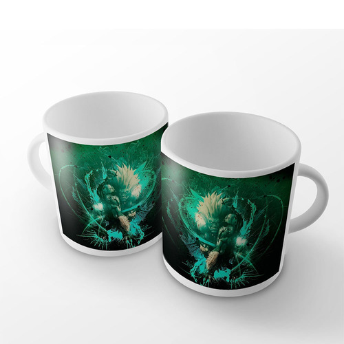 caneca street fighter blanka mirror
