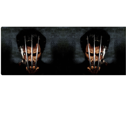 caneca wolverine face mirror