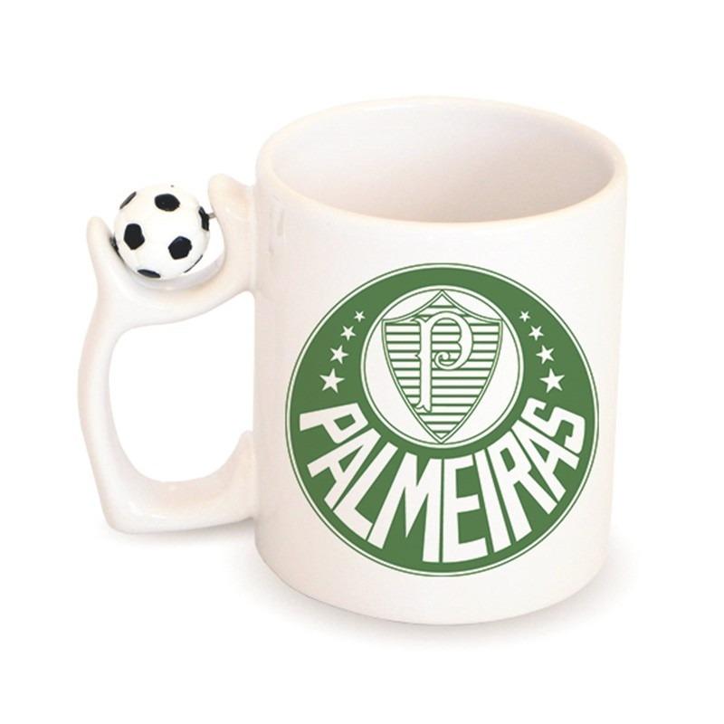 Canecas De Times - Palmeiras Alça De Bola De Futebol - R  32 8eed8d5969d97