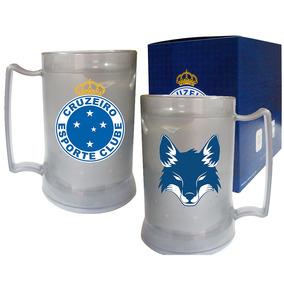 a344f825877d1 Caneca Com Gel Do Cruzeiro no Mercado Livre Brasil