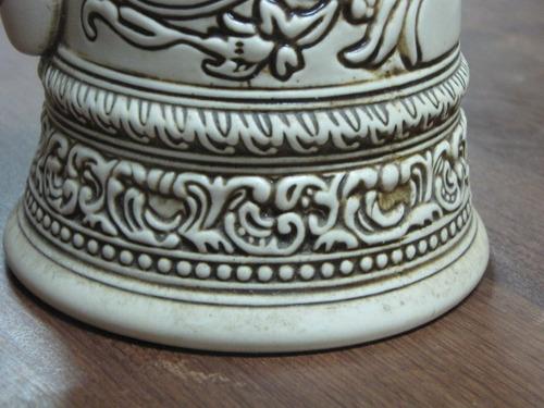 caneco de chop antigo porcelana alemão #539 #540 #541 #542