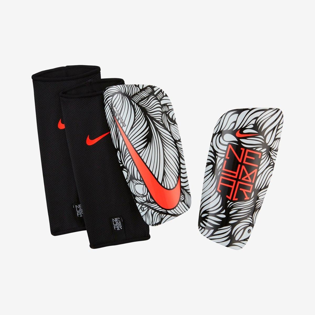 146b98240cac3 Caneleira Nike Mercurial Lite Neymar Tam. - Gg - V2mshop - R$ 129,90 em Mercado  Livre