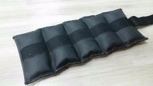 caneleiras musculação  (tornozeleira) cedro 9 kg