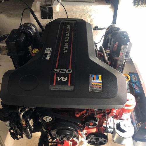 canestrari 245 volvo 320 hp pata volvo sx  2015 quicksilver