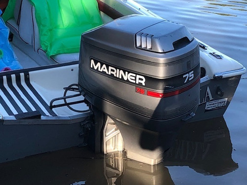 canestrari challenger 1995 mariner 75 hp 2 t
