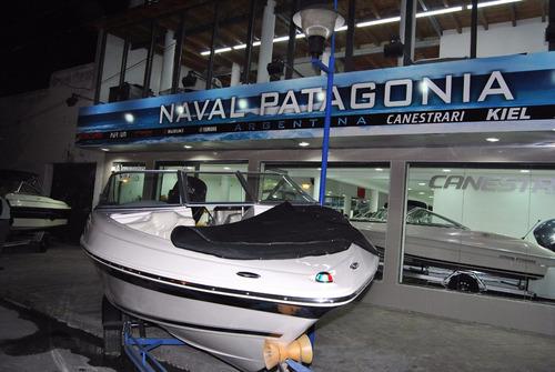 canestrari open 160 oferton okm!! en naval patagonia!!