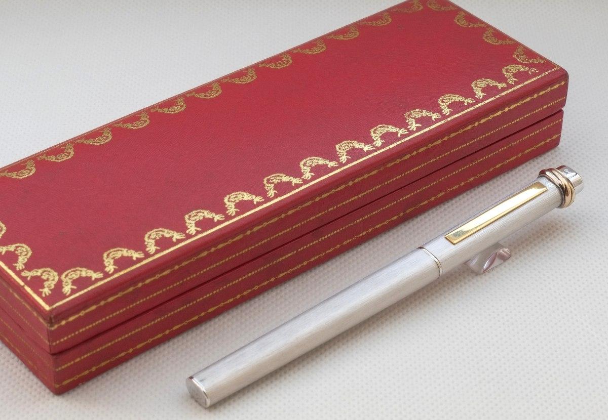 7a581661985 caneta cartier esferográfica le must - 100% original. Carregando zoom.