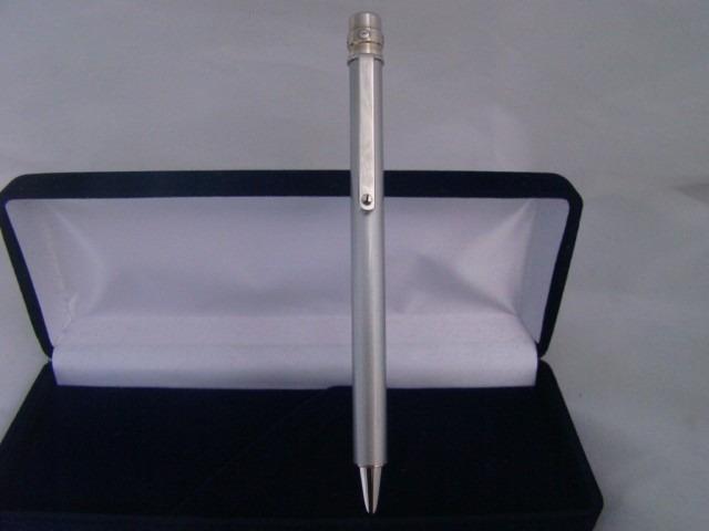 c3ad165484c Caneta Cartier Must Esferográfica Em Paládio 100% Original - R  590 ...