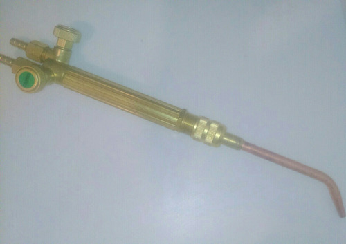 caneta de maçarico de solda ppu, oxigenio acetileno seminovo