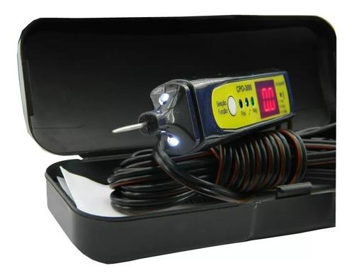 caneta de polaridade can digital voltimetro cpo-3000 planatc