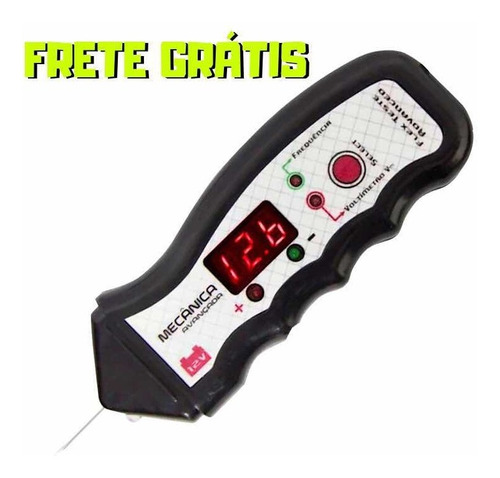 caneta de polaridade digital flex test advanced techmax cp2