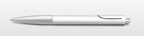 caneta esferográfica lamy noto - branco fosco - 21850