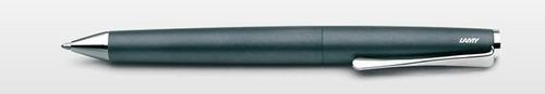 caneta esferográfica lamy studio platinum grey - 21624