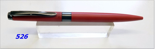 caneta esferográfica pelikan k565 celebry red/mohnrot