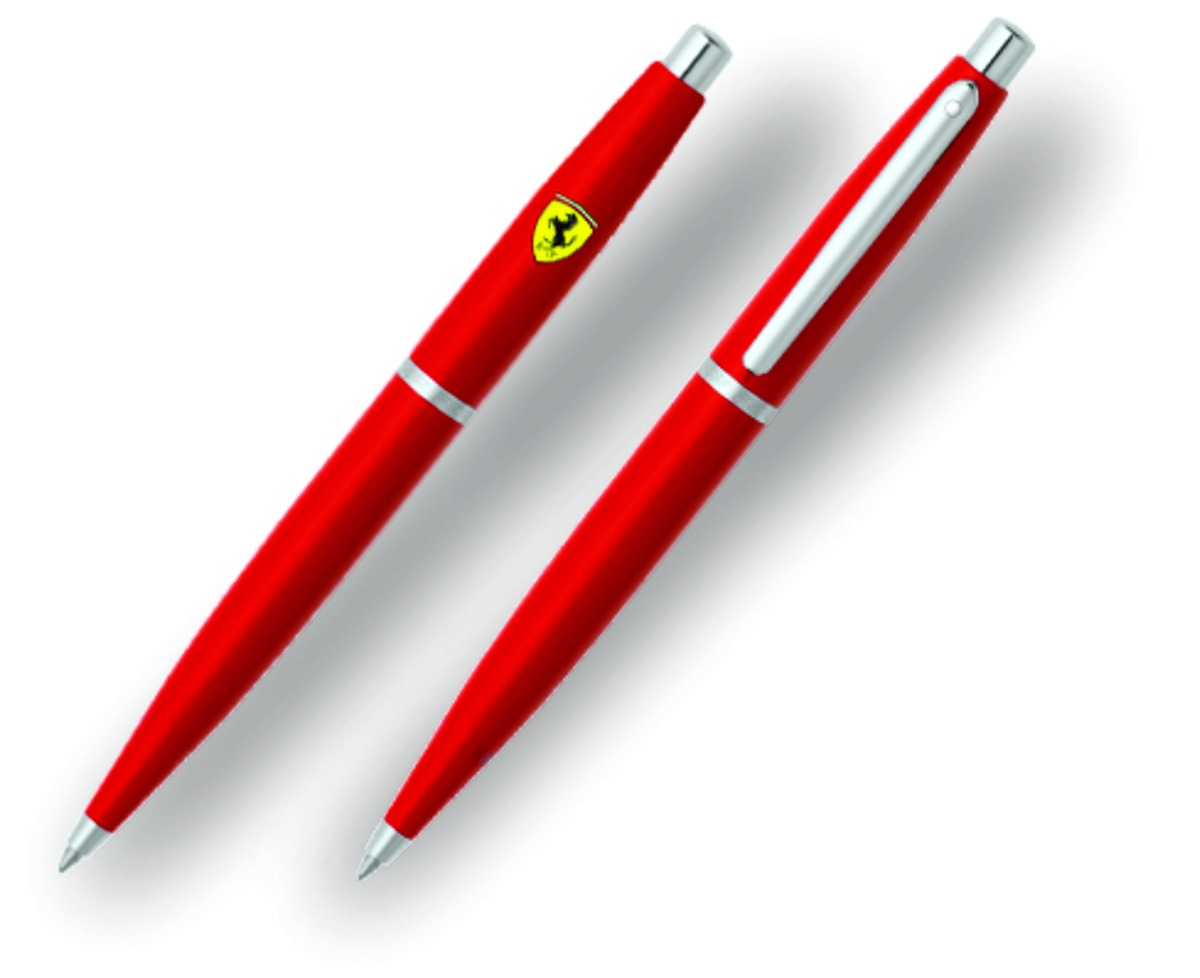 Caneta Esferogr 225 Fica Sheaffer Ferrari Vfm Promo 231 227 O R