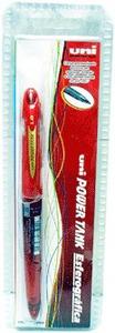 caneta esferográfica vermelha 1,0mm sg200 uni-ball blister