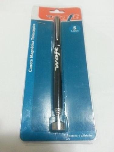 caneta imã magnética telescópica 5 libras waft