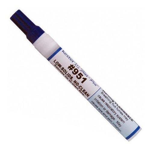 caneta kester #951 fluxo soldar célula solar placas smd