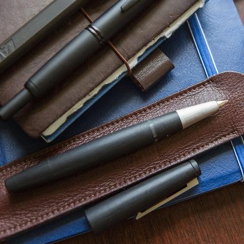 caneta lamy 2000 tinteiro makrolon preta - made in germany
