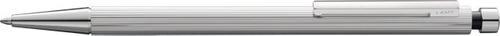 caneta lamy esferográfica cp1 revestimento platina vt19258