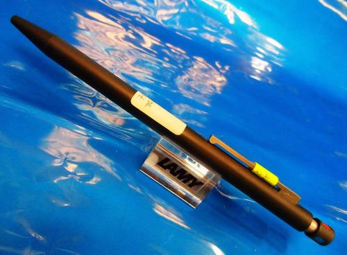 caneta lamy m756 tripen cp-1 black aço original coleção