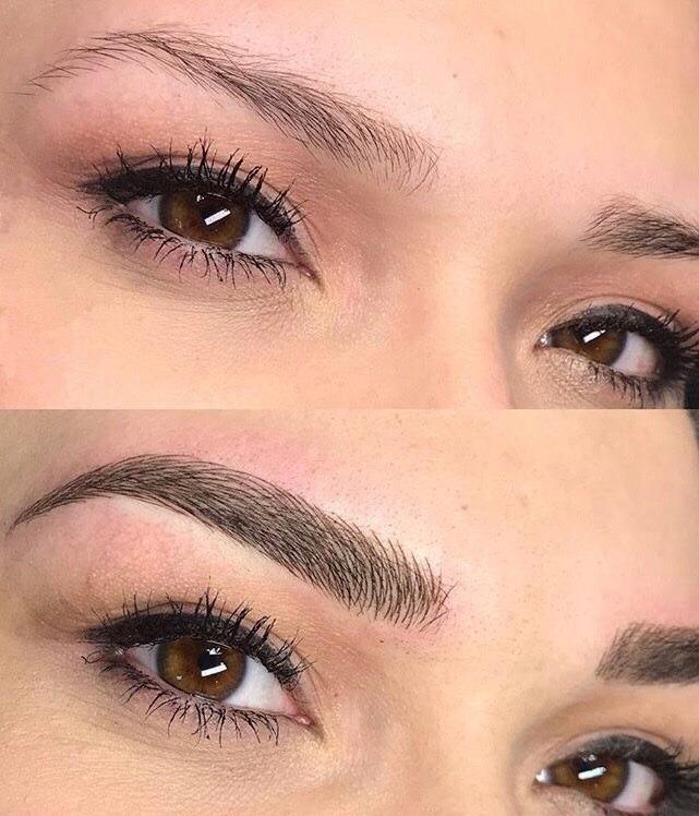 Caneta Lápis Microblading Tebori Sobrancelha Eyebrow Tattoo