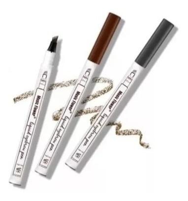 caneta lápis microblading tebori sobrancelha tattoo cores