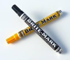 caneta marcador industrial dykem (brite mark)