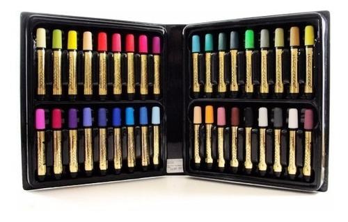 caneta marcador permanente magic color 1 ponta 60 cor 36+24