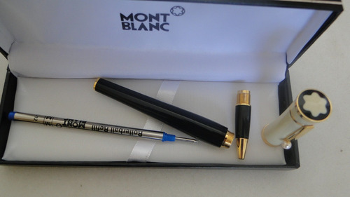 caneta mont blanc