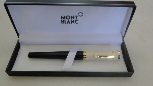 caneta mont blanc gretta garbo