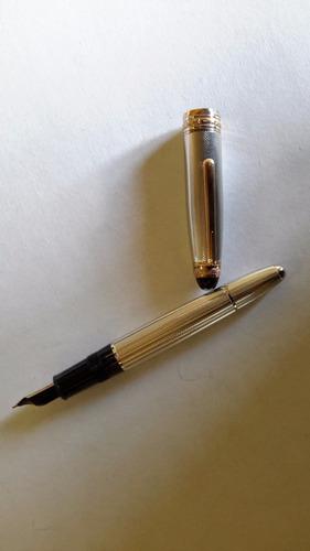 caneta montblanc 146 ag macica tint solitaiire edition 1924