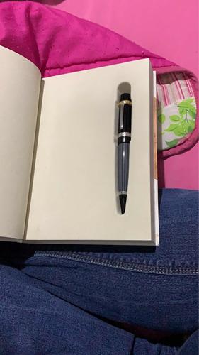 caneta montblanc balzac