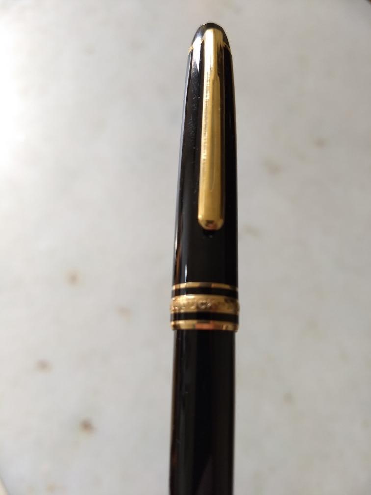 bee290ba5df caneta montblanc meisterstuck original. Carregando zoom.