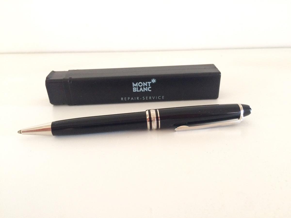 74865b7dc95 caneta montblanc meisterstuck!! original!! ótimo preço!!!! Carregando zoom.