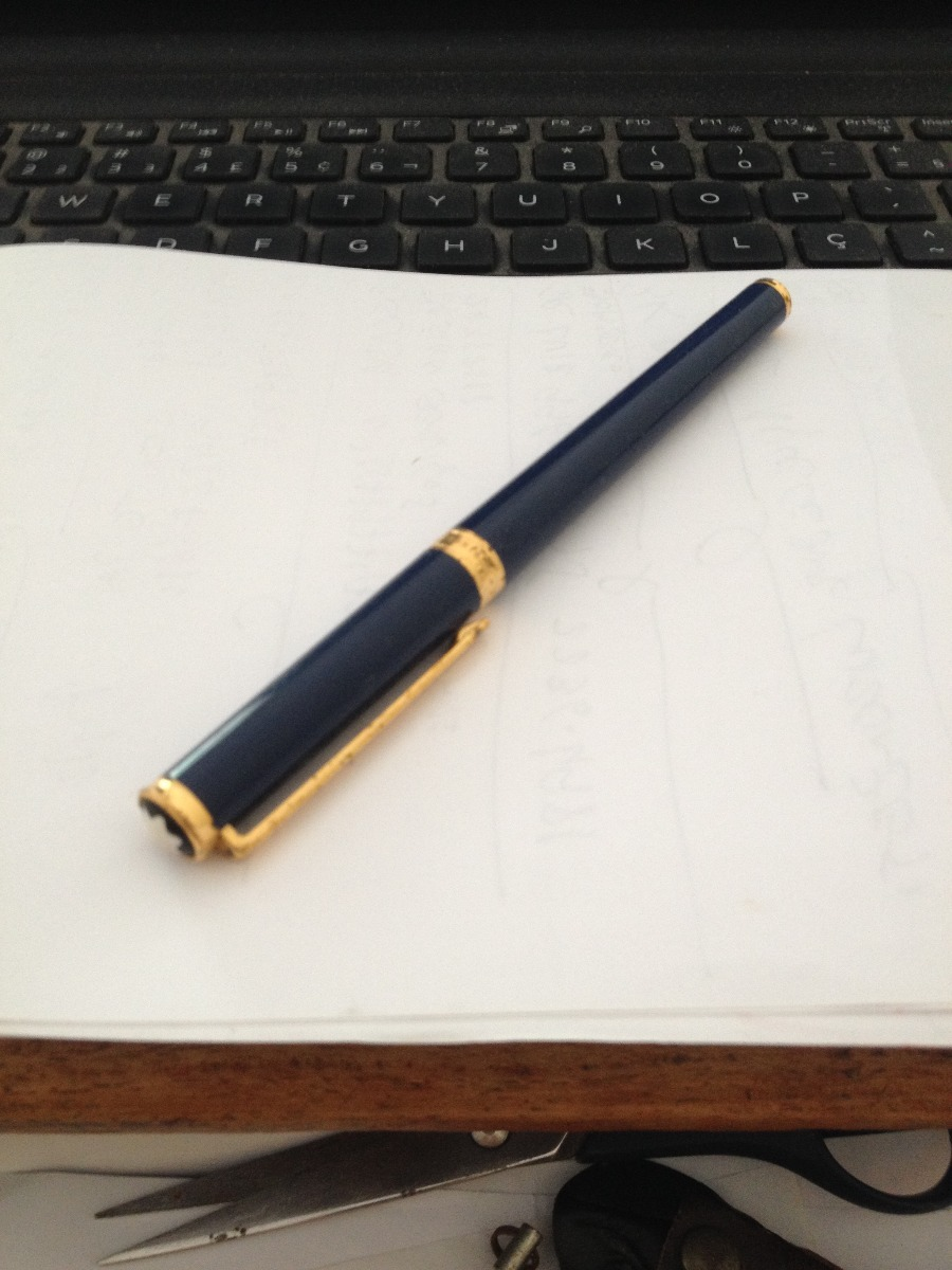 c1605223724 caneta montblanc noblesse oblige. Carregando zoom.
