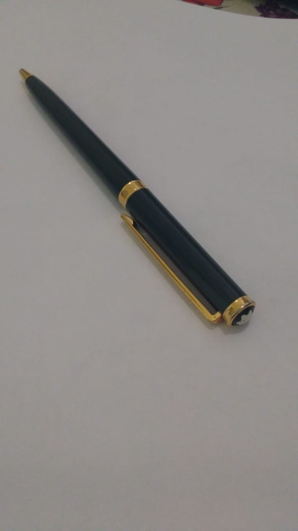 e39e9a1ab8c caneta montblanc noblesse oblige rollerball pen verde. Carregando zoom.