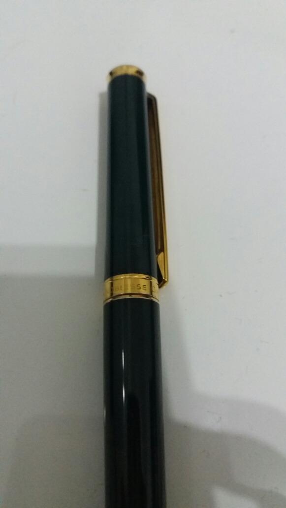 a5916ac1cb6 caneta montblanc noblesse oblige verde esfero 100% original. Carregando  zoom.