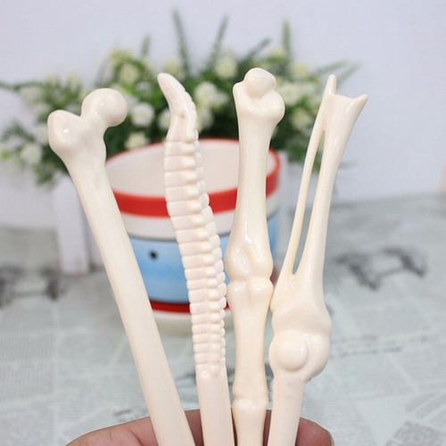 caneta osso esfero femur medico hospital brinde festa