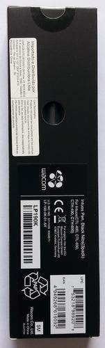 caneta para mesa digitalizadora wacom ctl490 cth490 lp190k